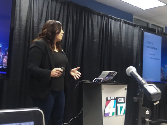 2020 Digital Marketing Summit WJXT with Google and Adtaxi