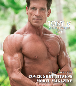 Cover Shot Fitness Issue 47