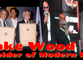 Jake Wood, the Weider of Modern Bodybuilding