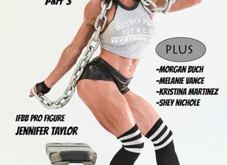 Florida Fitness Photography Magazine #73