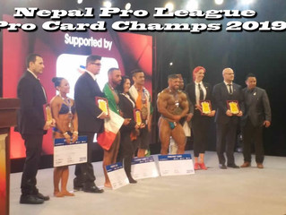 Nepal Pro League Pro Card Champs 2019
