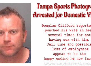 Tampa Photographer Arrested
