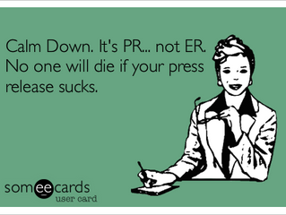 MARKETING 101: PRESS RELEASES