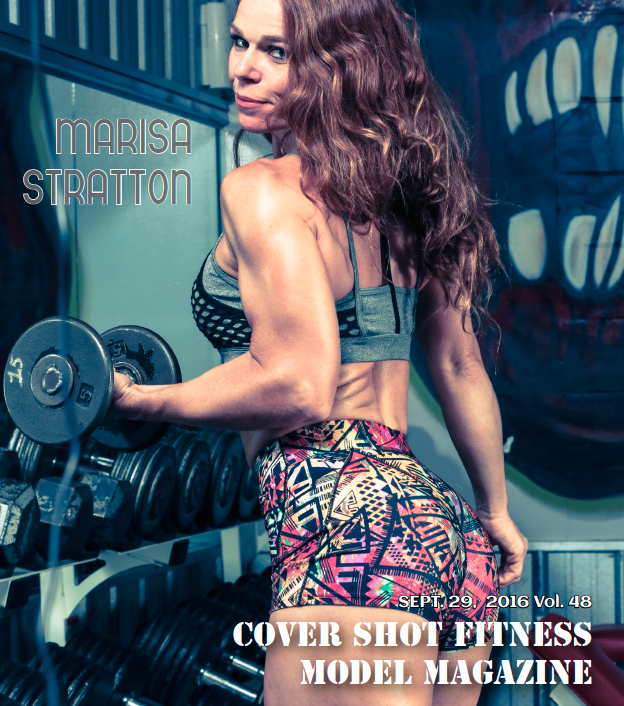 Cover Shot Fitness Issue 48