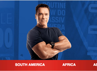 How Will Arnold 2018 South America, Africa & Europe Be Selected?