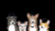 4 dapper dogs.png