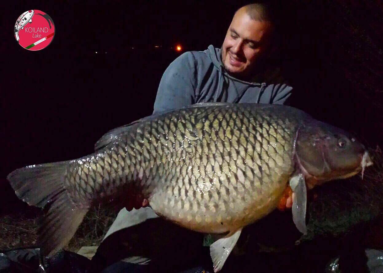 31 kg Koiland Lake