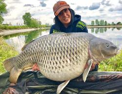 alex hell koiland lake 32 kg