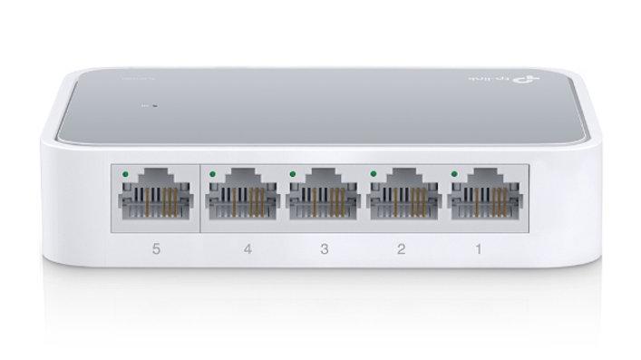TL-SF1005D - 5-Port 10/100Mbps Desktop Switch