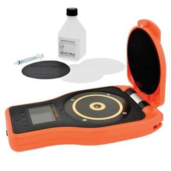 préparation_surface_-_mesureur_contamination_saline