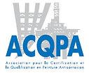 Logo certification ACQPA