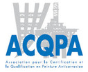 Logo certification ACQPA