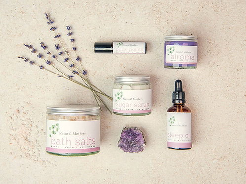 Relax Pamper Package