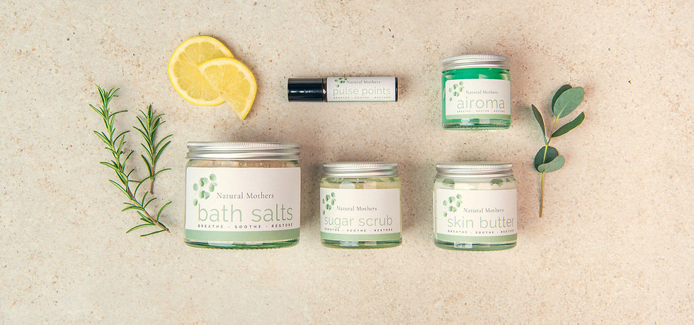 Natural Chemical free skin care products