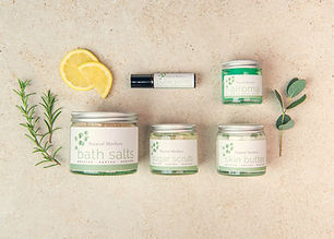 Natural Products with essential oils  fo