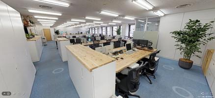 """オフィス:KIJIN様""""木化""""リノベーション"""