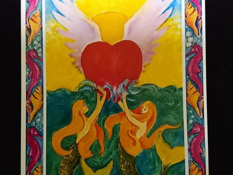 新たな愛の始まり 9月19日 おとぎ話タロットからのメッセージ