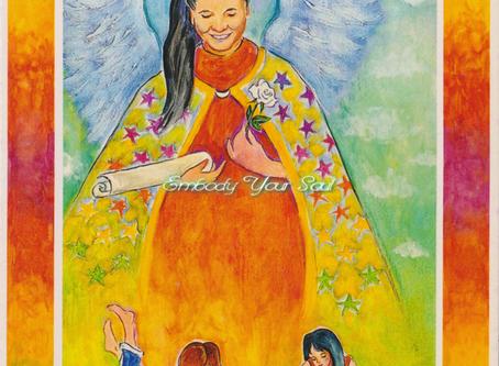 守護天使に呼びかけ、安らぎを得る 9月25日 フェアリーテイルタロットからのメッセージ