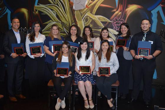 Congratulations to our CCRH INTERNSHIP PROGRAM Graduates!