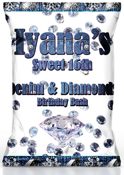 Denim and Diamond