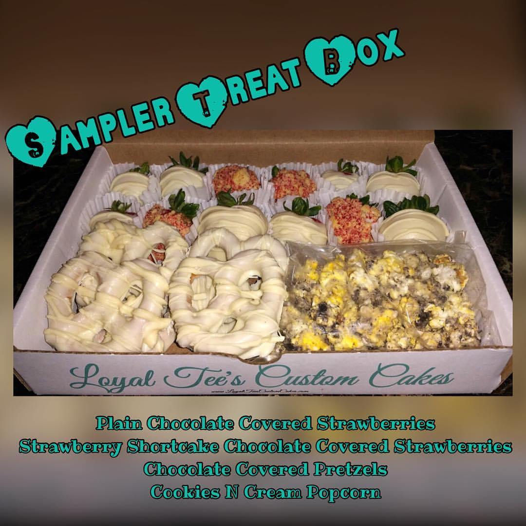 Sampler Treat Box
