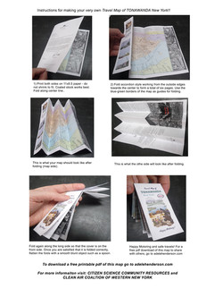 instructions for folding