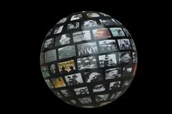Twentieth Century Globe