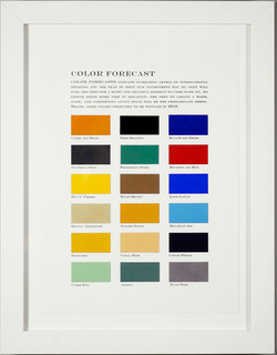 Color Forecast No. 3: Sanctuary
