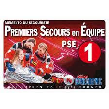 Mémento du Secouriste PSE1