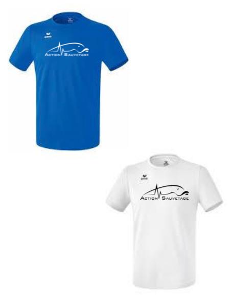 Tee-shirt - ERIMA - Polyester
