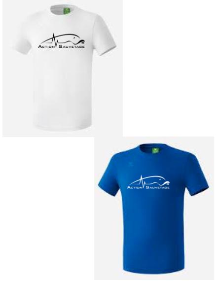 Tee-shirt - ERIMA - Coton