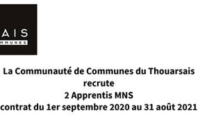 Offre Apprenti MNS Thouars