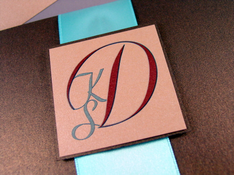 Kelli and Shawn - Invitations