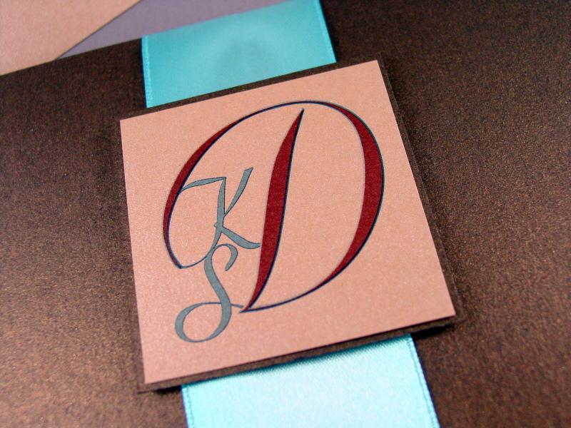 Kelli and Shawn - Invitations