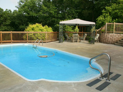 Paradise With A Pool - Branson