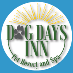 Dog Days Inn and Pet Resort Logo