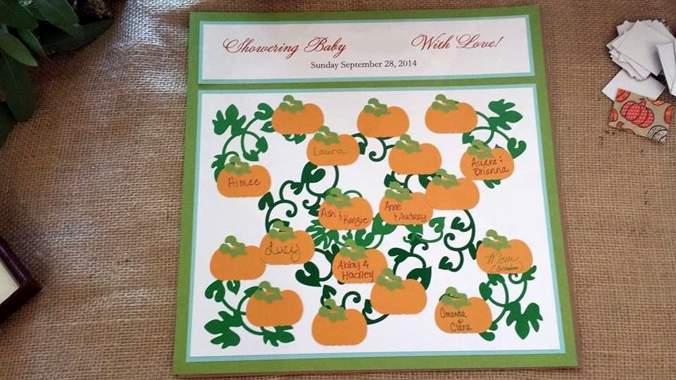 A Lil' Pumpkin is Coming Soon!