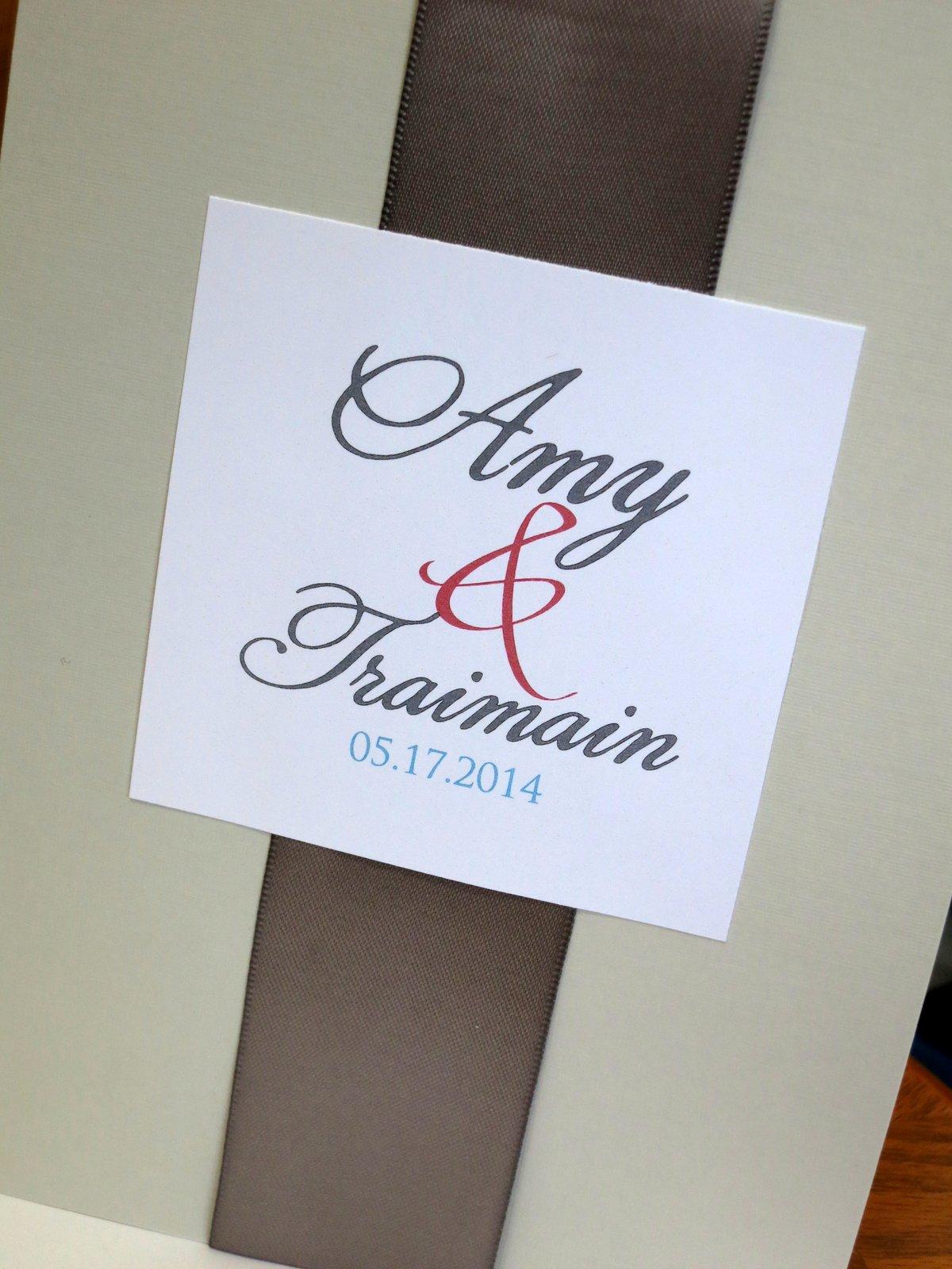 Amy & Traimain