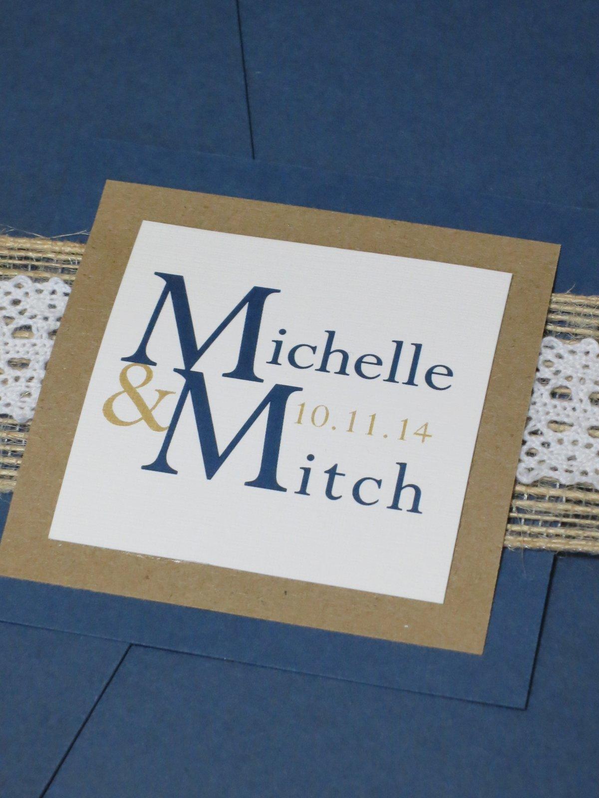 Michelle & Mitch