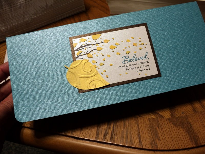 Carolyn and Scott - Invitations