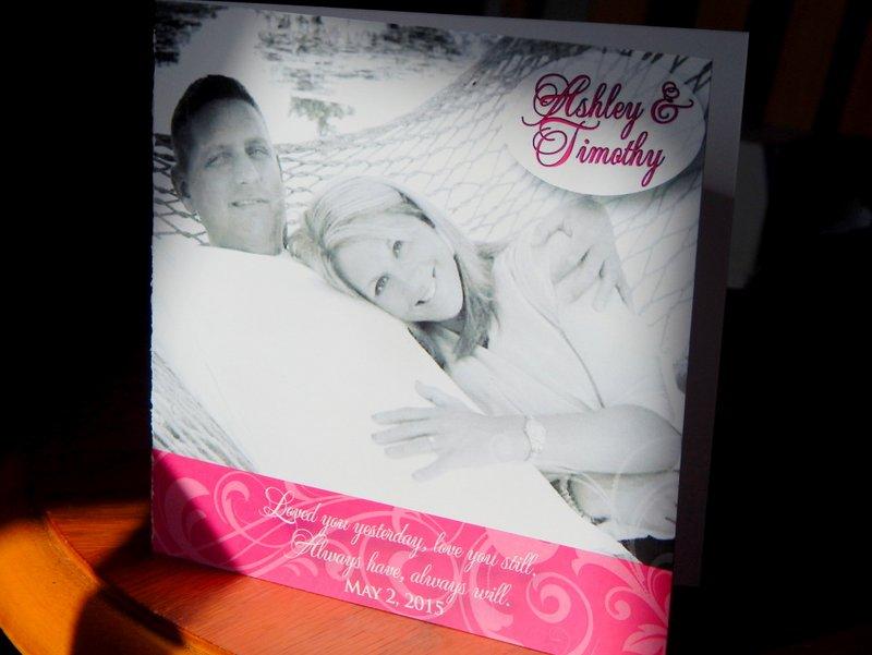 Ashley & Timothy - Programs