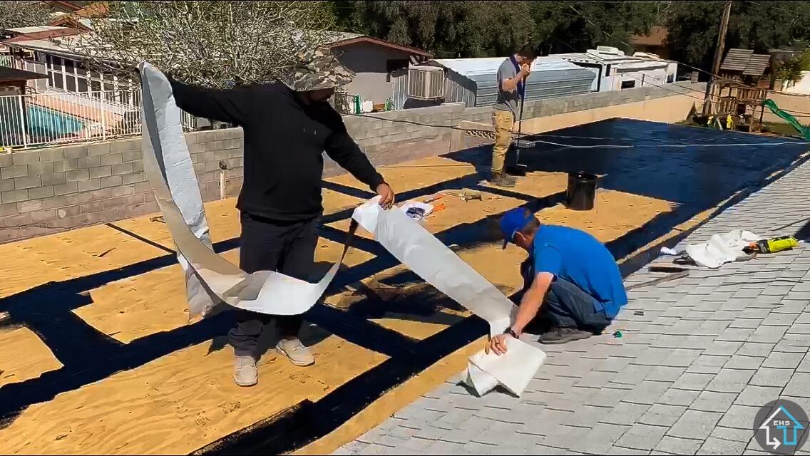 Roofing by EHSLASVEGS