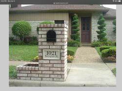 Custom Build Mailbox