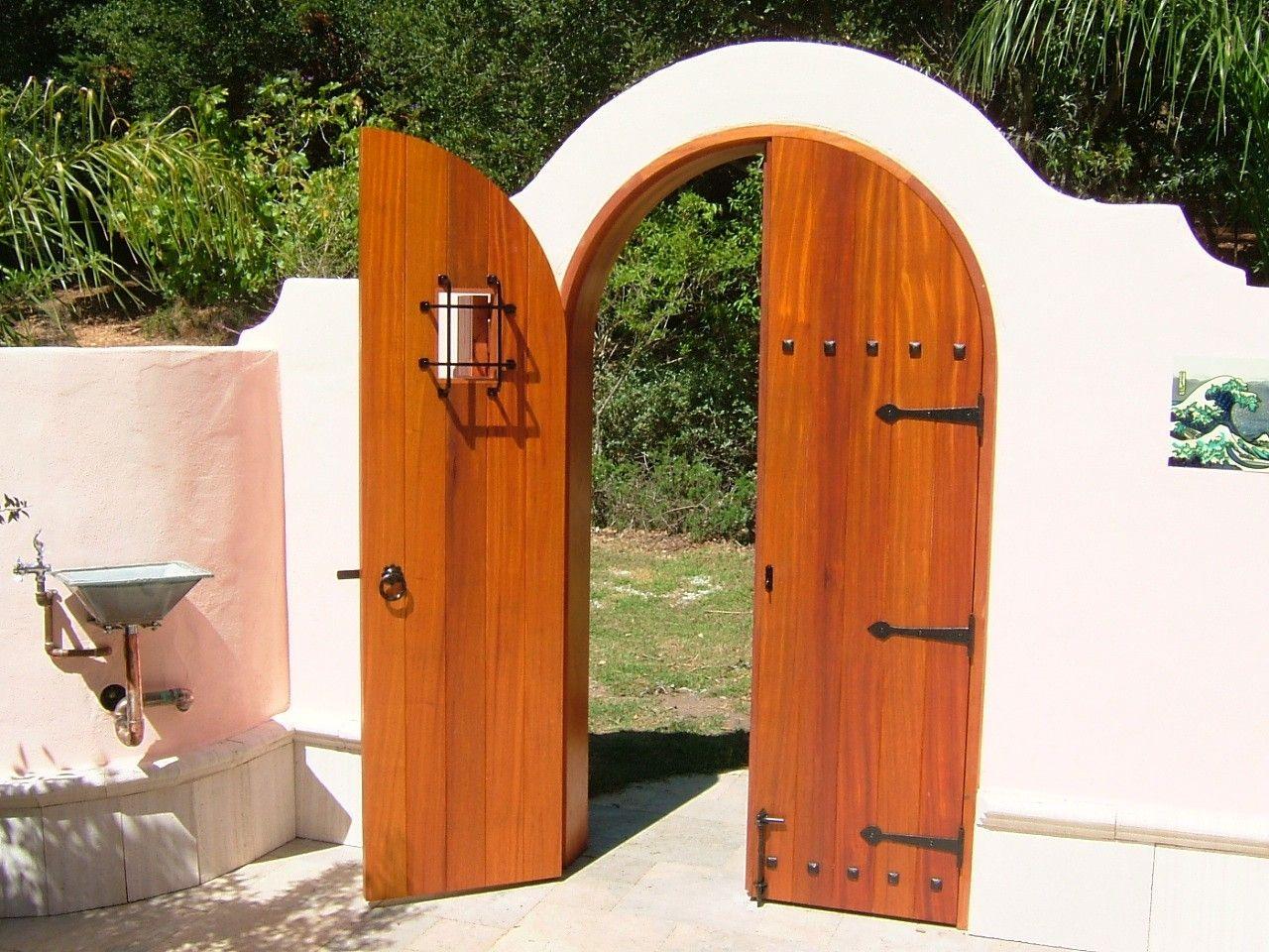 Custom Built Door
