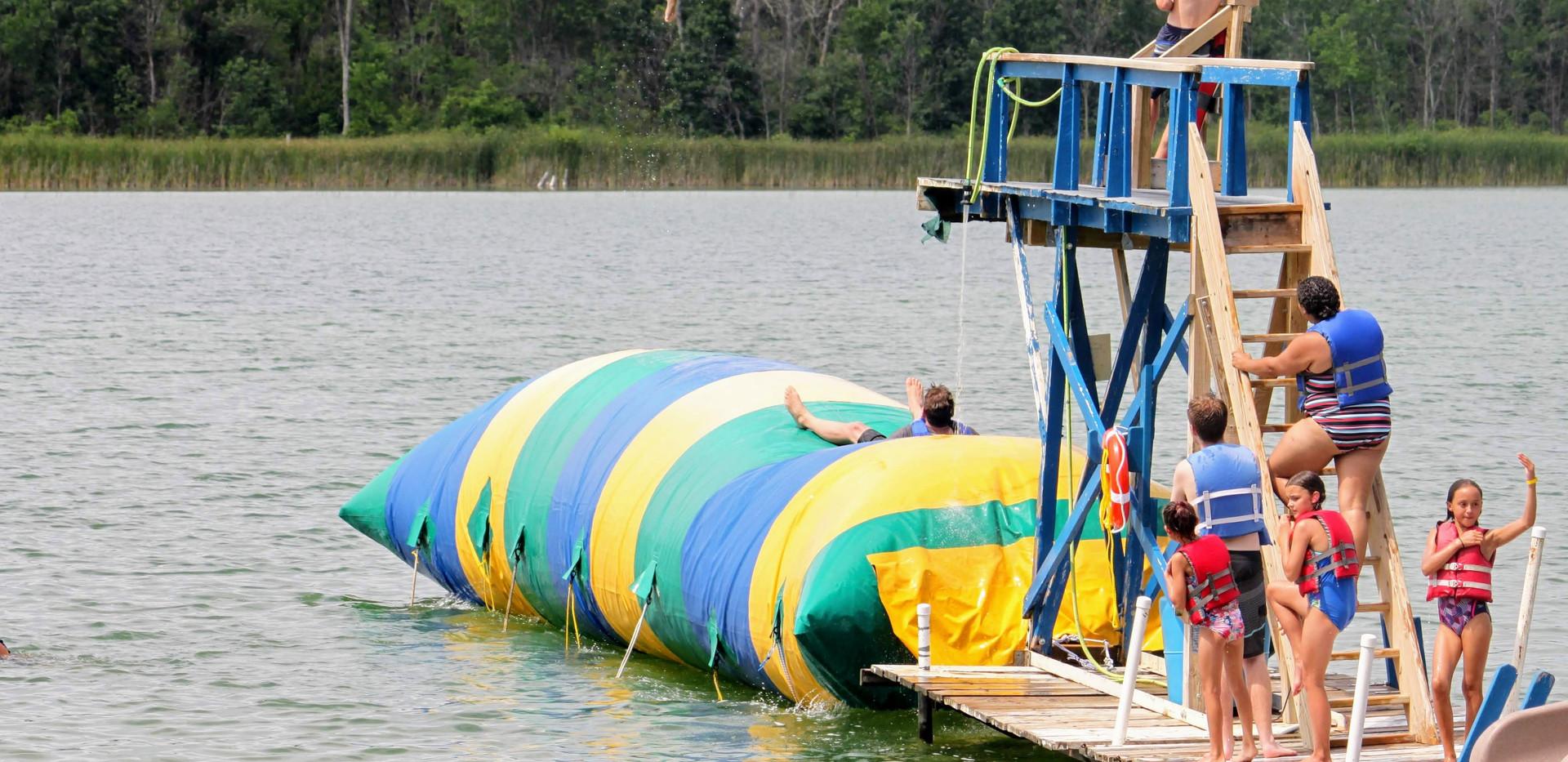 Lakefront: Blob Kid in air.jpg