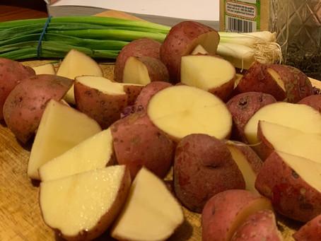 Easy Weeknight Potatoes