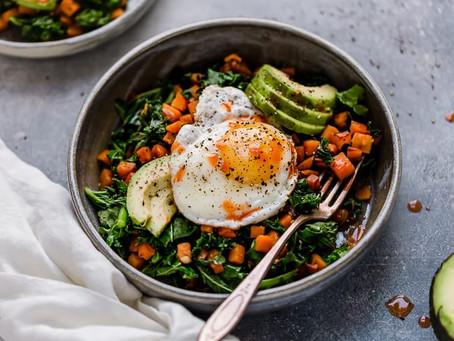 The Best Breakfast Salad