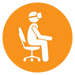 VR sitting down icon ORANGE CIRCLE.png