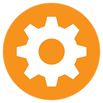 Widgets orange circle and white.png