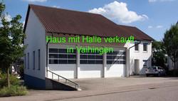Haus un Halle Enzweihingen